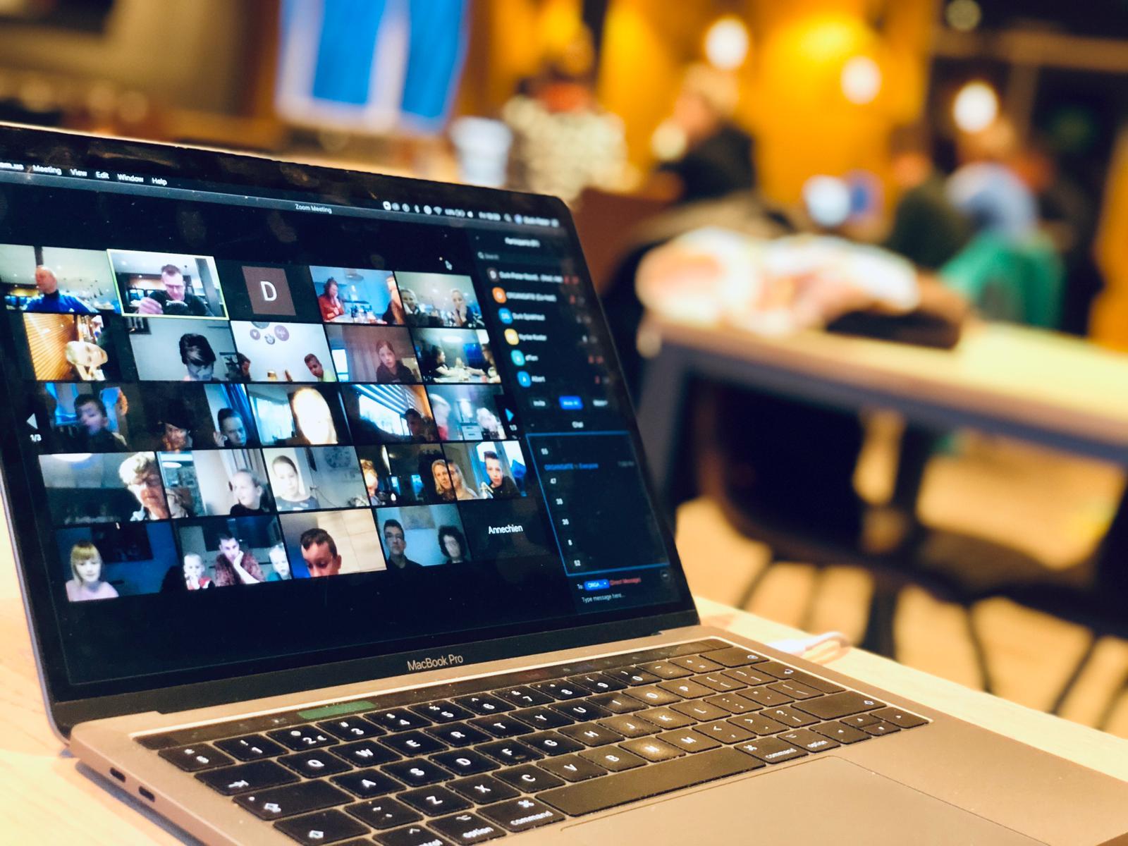 Ruim 160 deelnemers aan eerste online Bingo VC Trynwâlden/KF de Wâlden